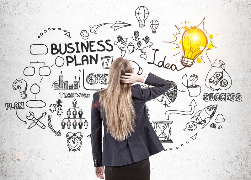 Von der Idee zum Business
